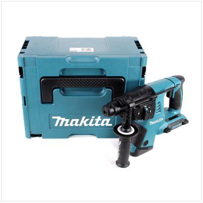 Makita DHR 263 ZJ Akku Bohrhammer 36V 3,0J SDS plus Solo + Makpac - ohne Akku, ohne Ladegerät – Bild 2