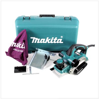 Makita KP 0810 K Rabot électrique avec Boîtier de transport  – Bild 2