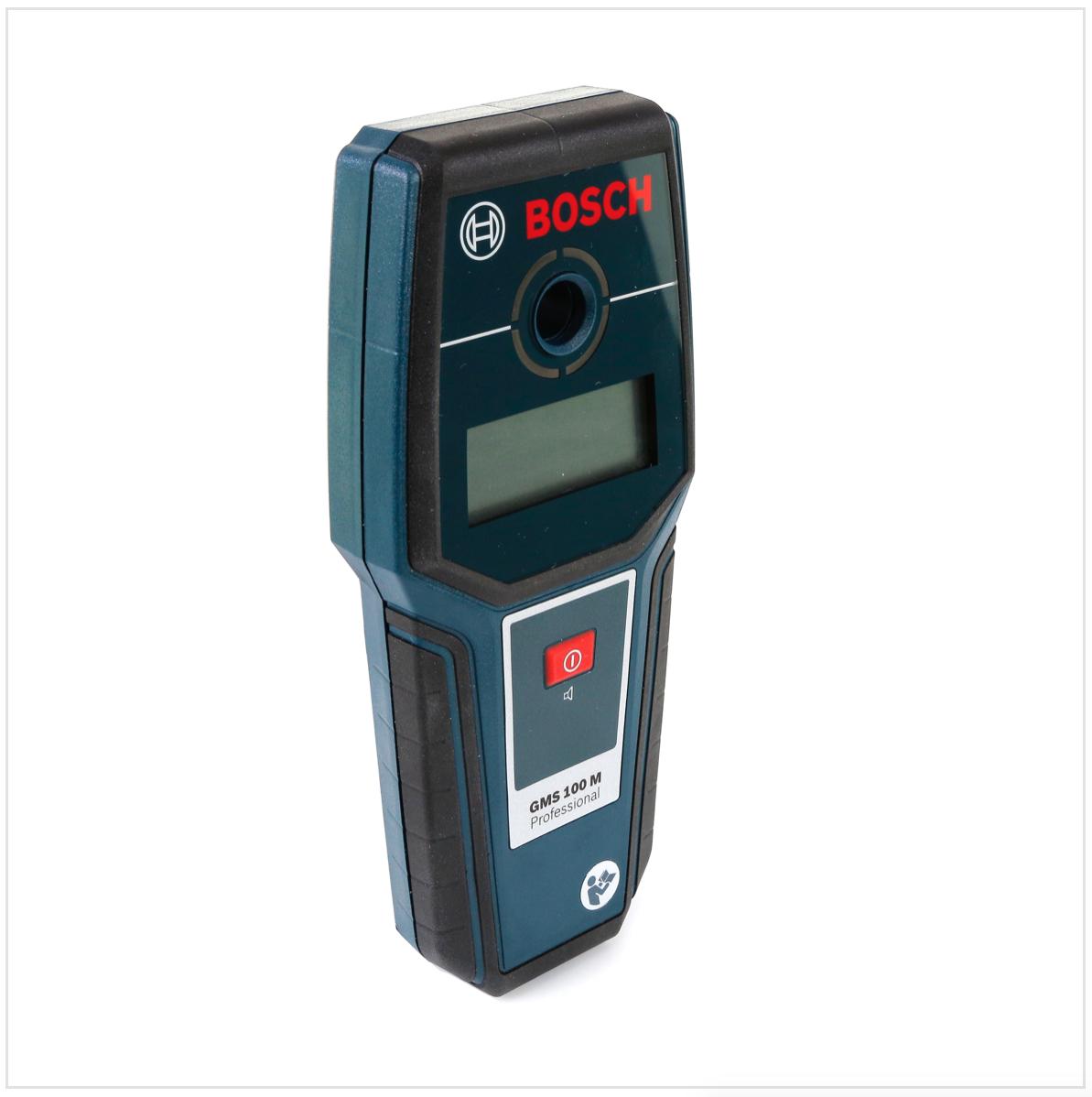 bosch gms 100 m détecteur de métaux ( 0601081100 ) elektrowerkzeug