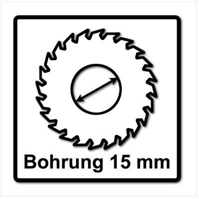 Bosch 3x Kreissägeblatt Optiline Wood ST WO H 85x15-20 85 mm 20 Zähne ( 3x 2608643071 ) – Bild 5