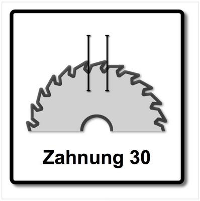 Bosch Kreissägeblatt Standard for Steel 136 x 20 x 1,6 mm 30 Zähne ( 2608644225 ) – Bild 4