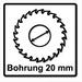 Bosch Lame de scie circulaire Top Precision Best pour multi matériaux 165 x 20 x 1,8 mm, 56 Dents ( 2608642387 ) – Bild 5