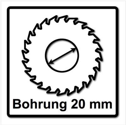Bosch Pro Lame de scie circulaire Ø 165 mm Top Precision Best for Wood pour scies plongeantes et scies circulaires portatives ( 2608642384 ) – Bild 5