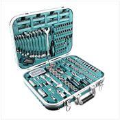 Makita Werkzeugset  227-teilig im verschließbaren Transportkoffer ( P-90532 ) mit Bits und Steckschlüsseln
