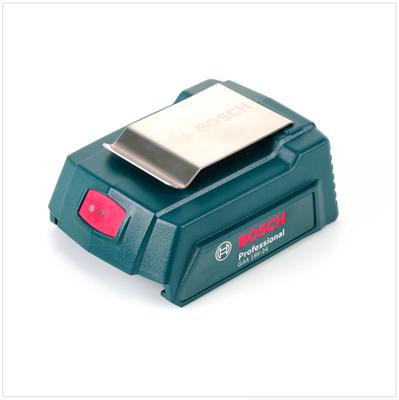 Bosch GAA 18 V Professional Akku USB Ladegerät Adapter für 18V Akkus ( 1600A00J5W ) – Bild 2