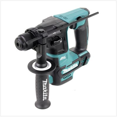 Makita HR 166 DZ 10,8 V Li-Ion Brushless SDS-Plus Perforateur sans fil - sans Accessoires, ni Batteries, ni Chargeur – Bild 2