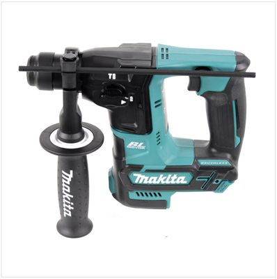Makita HR 166 DZ 10,8 V Li-Ion Brushless SDS-Plus Perforateur sans fil - sans Accessoires, ni Batteries, ni Chargeur – Bild 3