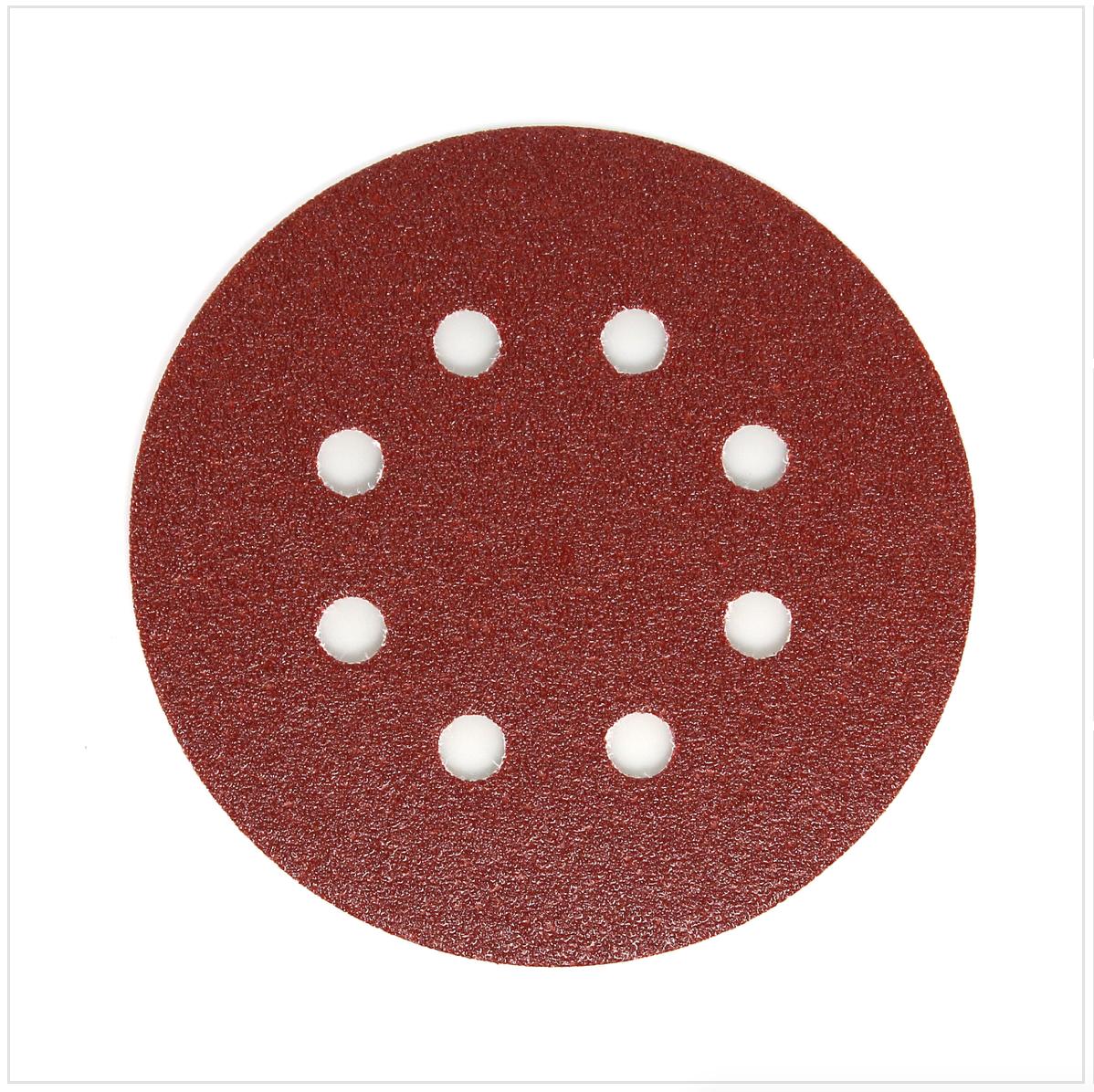 makita schleifpapier 125 mm k rnung 80 klett befestigung f r exzenterschleifer 10er pack p. Black Bedroom Furniture Sets. Home Design Ideas