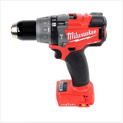Milwaukee M18 ONEPD 18 V Li-Ion Brushless Perceuse à percussion sans fil ONE-KEY avec Coffret - sans Batterie, ni Chargeur – Bild 3