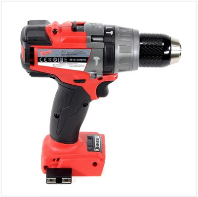 Milwaukee M18 ONEPD 18 V Li-Ion Brushless Perceuse à percussion sans fil ONE-KEY avec Coffret - sans Batterie, ni Chargeur – Bild 5