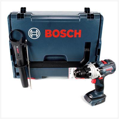 Bosch GSR 18 V-85 C Professional Li-Ion Brushless Akku Bohrschrauber Solo in L-Boxx - ohne Zubehör, ohne Akkus, ohne Ladegerät – Bild 2