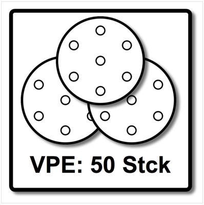 Festool STF D150/16 Rubin2 Schleifscheiben P80 RU2/50 150 mm / 50 Stück ( 499119 ) – Bild 5