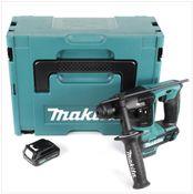 Makita HR 166 DY1J 10,8 V SDS-Plus Brushless Akku Bohrhammer + 1 x 1,5 Ah Akku im Makpac