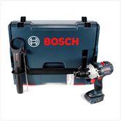 Bosch GSB 18 V-85 C Professional 18V Perceuses-visseuses à percussion sans fil Brushless 85 Nm avec boîtier L-Boxx - sans Batterie ni Chargeur ( 06019G0302 )