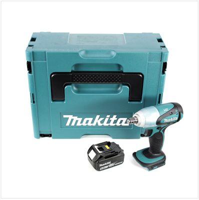 Makita DTW 251 T1J Akku Schlagschrauber 18V 230Nm + 1x 5,0Ah im Makpac 2 - ohne Ladegerät – Bild 2