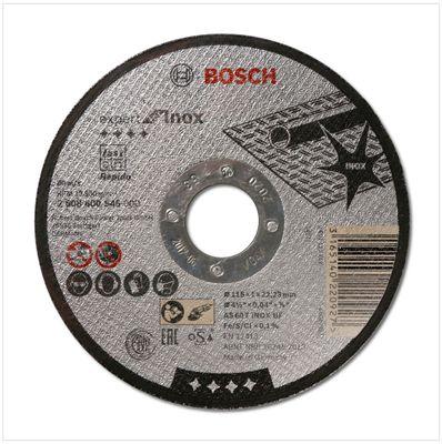 Bosch AS 60 T INOX BF Trennscheibe 115 x 1,0 mm 25 Stück ( 25x 2608600545 ) – Bild 2