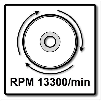 Bosch AS 60 T INOX BF Trennscheibe 115 x 1,0 mm 25 Stück ( 25x 2608600545 ) – Bild 3