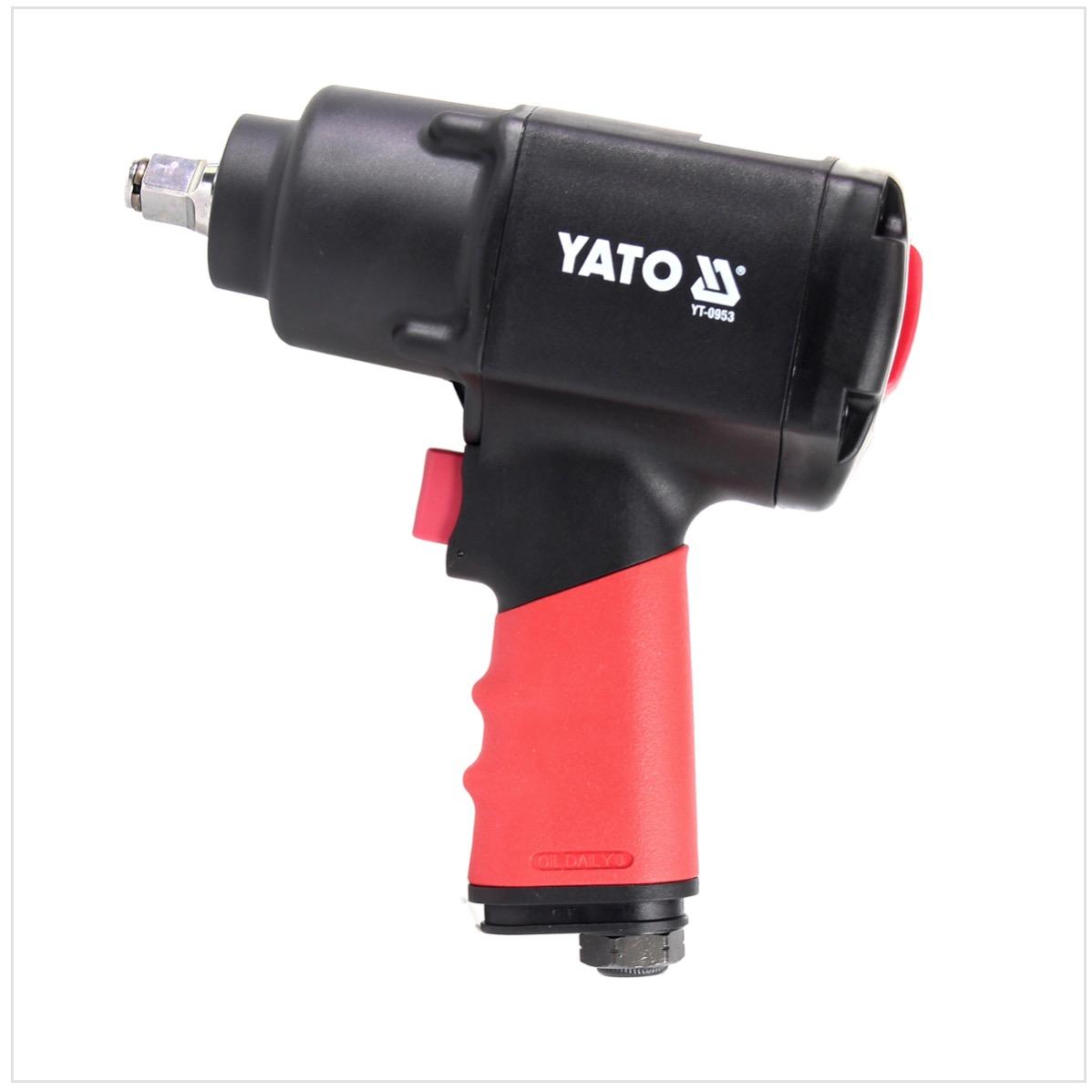 yato yt 0953 druckluft schlagschrauber 1356 nm 1 2. Black Bedroom Furniture Sets. Home Design Ideas