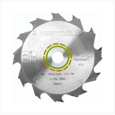 Festool TS 55 REBQ-PLUS Tauchsäge 1200W 160mm im Systainer ( 561551 ) + 3x Kreissägeblatt HW – Bild 5