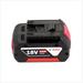 Bosch Basis Set 18 V mit 1x GBA 18 V 5,0 Ah Li-Ion Akku + GAL 1880 Schnell Ladegerät – Bild 5
