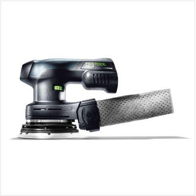 Festool ETSC 125 18V Ponceuse excentrique hybride sans fil 125mm + Boîtier Systainer + 1x Batterie BP 18 Li 3,1 Ah - sans Chargeur – Bild 3