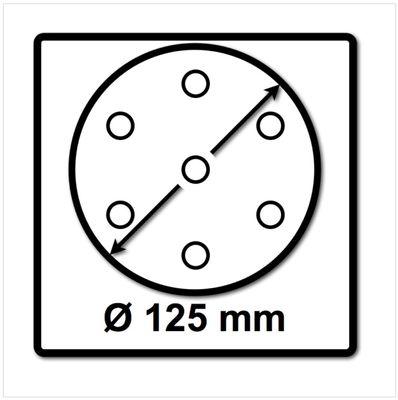 Festool NetzschleifmittelSTF D125 P180 GR NET/50 125 mm / 50 Stk. ( 203298 ) – Bild 3