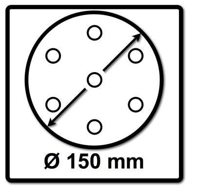 Festool NetzschleifmittelSTF D150 P240 GR NET/50 150 mm / 50 Stk. ( 203309 ) – Bild 3