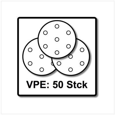 Festool Schleifscheiben STF D150/48 P80 GR/50 50 Stk. 150 mm / 50 Stk. ( 575162 ) – Bild 5