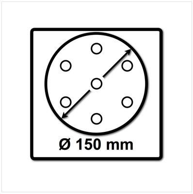 Festool Abrasifs STF D150/48 P120 GR/100 150 mm / 100 Pièces. ( 575164 ) – Bild 3