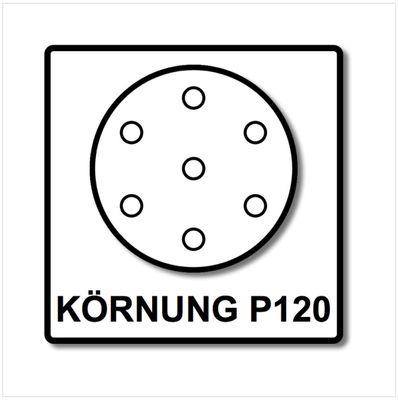 Festool Schleifscheiben STF D150/48 P120 GR/100 150 mm / 100 Stk. ( 575164 ) – Bild 4