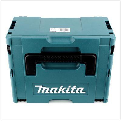 Makita DHS 680 RTJ 18V Scie circulaire sans fil Brushless Ø 165 mm avec boîtier MAKPAC + 2x Batteries BL1850 5,0 Ah + Chargeur DC18RC – Bild 4