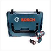Bosch GSR 12V-20 HX Professional Akku Bohrschrauber in L-Boxx + 1x GBA 12 V 3,0 Ah Akku