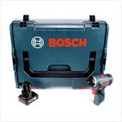 Bosch GSR 12V-20 HX Akku Bohrschrauber 12V 20Nm in L-Boxx + 1x 6,0Ah Akku - ohne Ladegerät