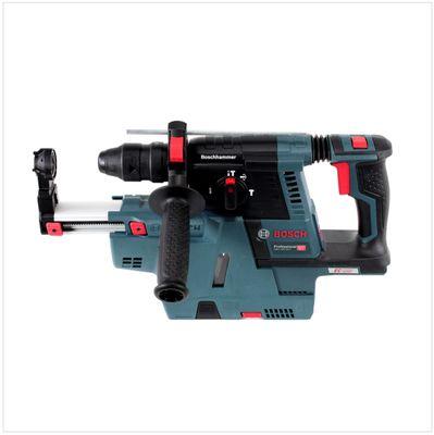 Bosch GBH 18V-26 F Akku Bohrhammer 18V 2,6J SDS-Plus in L-Boxx mit GDE 18V-16 Staubabsaugung + 1x 5Ah Akku – Bild 3