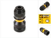"""DeWalt DT 7508 Extreme Impact Schlagschrauber Adapter 1/2"""" - Außenvierkant Aufnahme auf 1/4"""" - Innensechskant Aufnahme"""