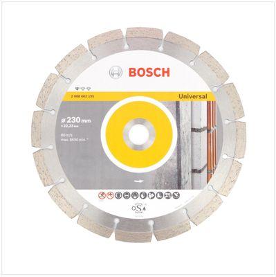 Bosch Professional GWS 22-230 JH Meuleuse angulaire 2200 W 230 mm + 1x Disques à tronçonner diamantés Bosch 230 mm Standard for Universal – Bild 4