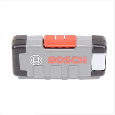 Bosch GSA 12V-14 Professional Akku Säbelsäge Solo im Karton mit Einlage + 15 tlg Tough Box Säbelsägeblätter Wood / Metal – Bild 4