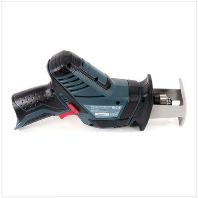 Bosch GSA 12V-14 Professional Akku Säbelsäge Solo im Karton mit Einlage + 15 tlg Tough Box Säbelsägeblätter Wood / Metal – Bild 5