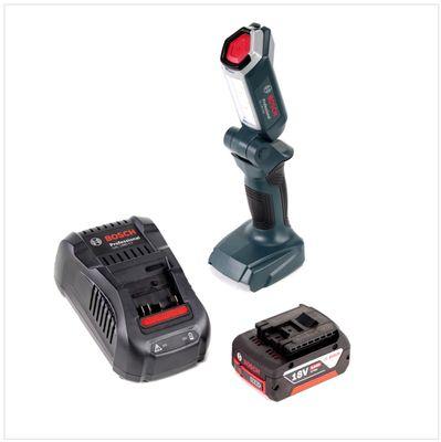 Bosch GLI 18V-300 Akku LED Lampe 18V 300lm + 1x 5,0 Ah Akku + Ladegerät – Bild 2