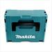 Makita DGA 504 RM1J 18 V 125 mm brushless Akku Winkelschleifer im MAKPAC inkl. 1x BL 1840 B Akku + DC18RC Ladegerät – Bild 4
