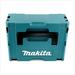 Makita DGA 504 RT1J 18 V 125 mm brushless Akku Winkelschleifer im MAKPAC inkl. 1x BL 1850 B Akku + DC18RC Ladegerät – Bild 4
