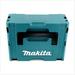 Makita DGA 504 T1J 18 V Meuleuse sans fil Ø 125 mm brushless + Coffret de transport MAKPAC + 1x Batterie BL 1850 5,0 Ah - sans Chargeur – Bild 4