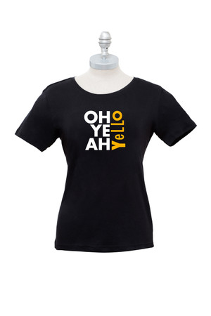 "T-Shirt ""Oh Yeah"" Girl"