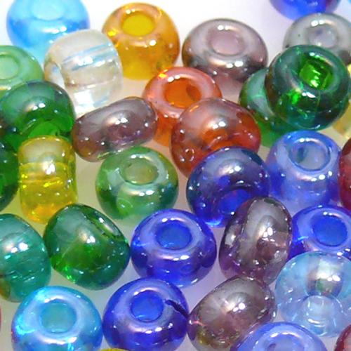 Rocailles Glasperlen