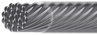 GRIFFIN Schmuckdraht 9,15m Juwelierdraht 19 Strang 0,45mm Edelstahldraht Draht – Bild 2