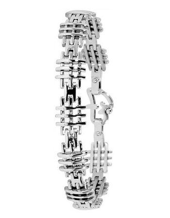 Edelstahlarmband 22cm Herren Armband Edelstahl Edelstahlschmuck Herrenarmband