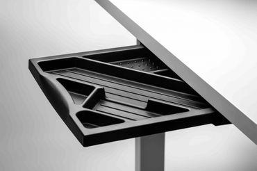 Materialschublade ST, Breite 380 mm, Tiefe 372 mm – Bild 1