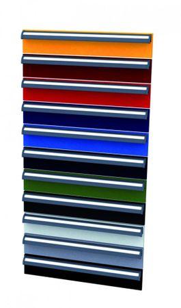 Schubladenschrank Höhe 1020 mm, 7 Schubladen, CL9H101231 – Bild 2