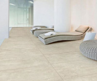 Bodenfliese Progetto Baucer Mia beige naturale 60 x 60 cm