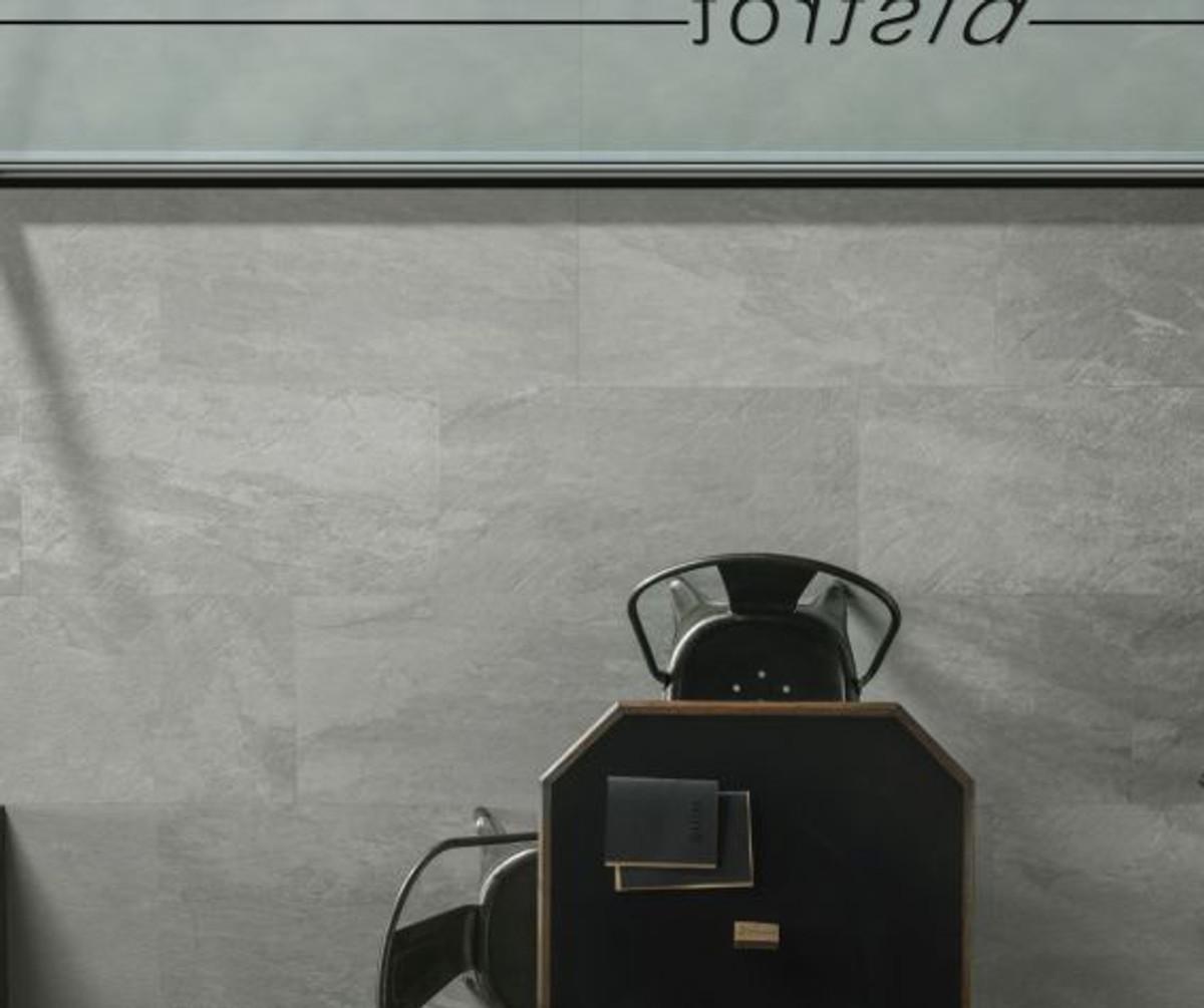 Bodenfliese Gazzini Move Grey 40 x 80 cm – Bild 1